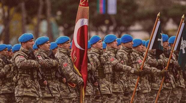 Турция объявила о планах создания совместной с Азербайджаном армии