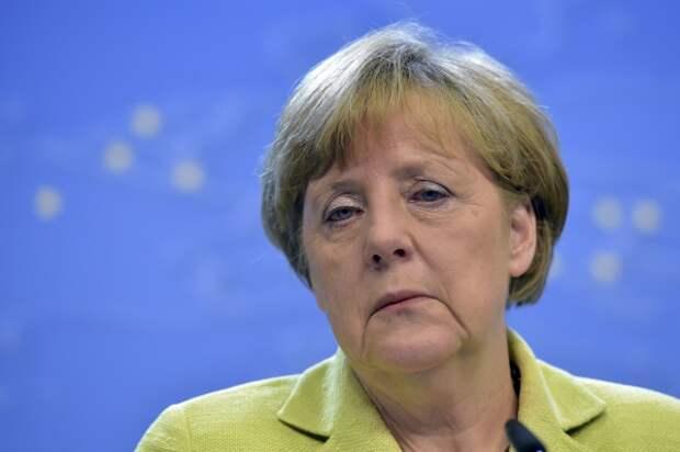Немецкие активисты настаивают на примирении Меркель с Путиным