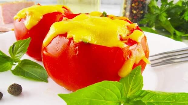 Неимоверная вкуснота из помидоров за 20 минут!