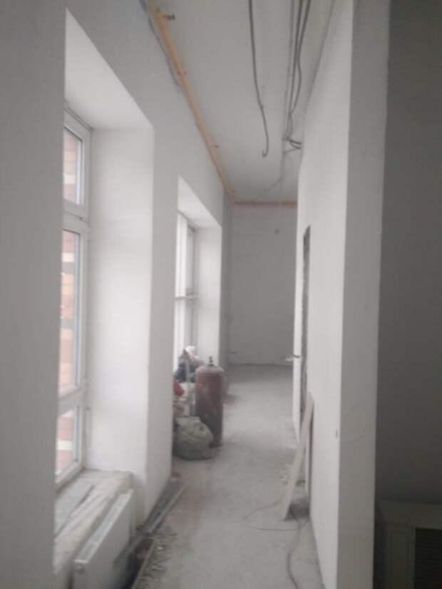 Нежилые помещения на Чистова незаконно перепланировали в апартаменты