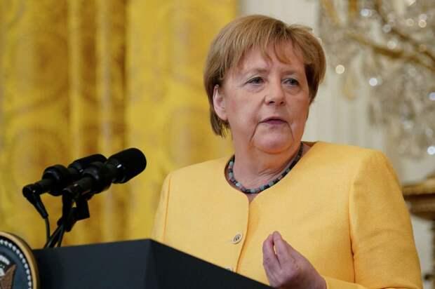 Соглашение США и Германии по Северному потоку-2 не понравилось