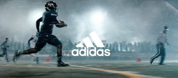 Вдохновляющая реклама от Adidas