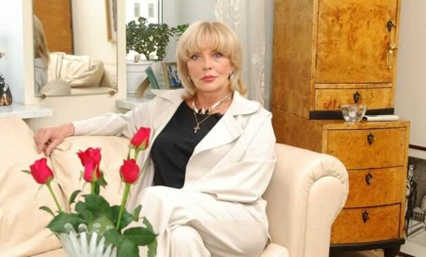 Почему Марианна Вертинская пыталась свести счёты с жизнью