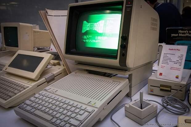 Музей техники Apple