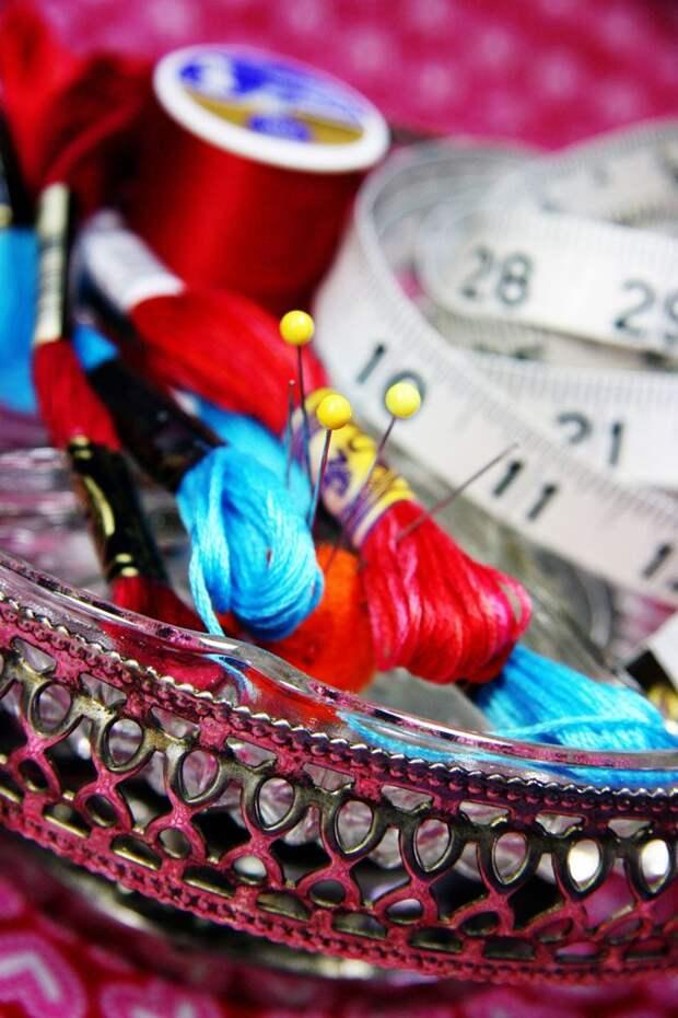 Швейные хитрости для  начинающих...и не только