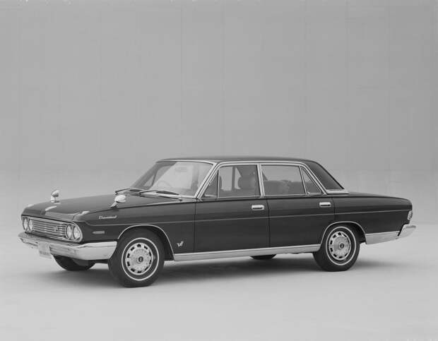 Nissan President H150