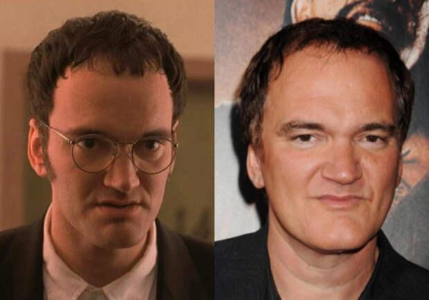 Актёры фильма «От заката до рассвета» тогда и сейчас.