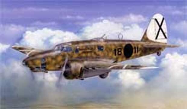 Рисунок Caproni Ca.310 Libeccio