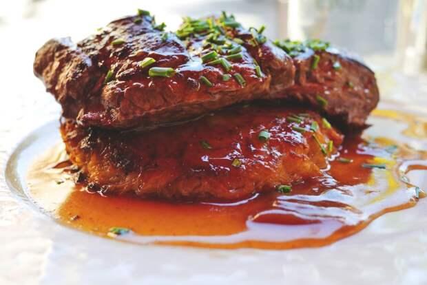 Мясо в духовке со специями: удиви своего мужчину