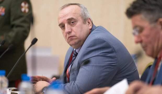 Клинцевич о конфликте в Нагорном Карабахе: РФ должна выступить миротворцем