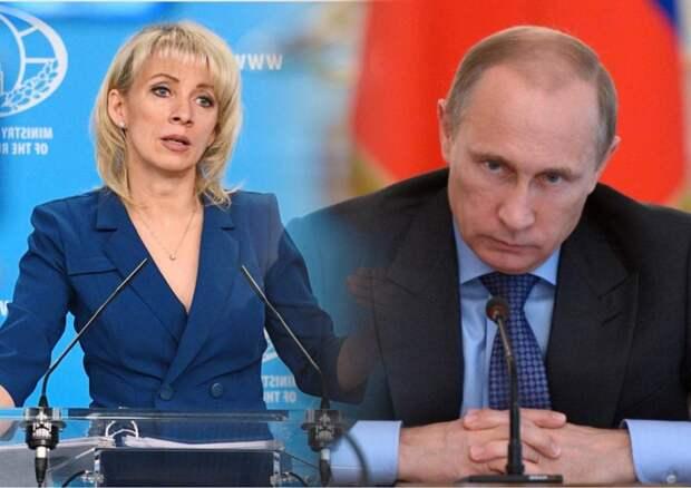 Соловей рассказал, что творилось в Кремле, после ляпа Захаровой о Вучиче
