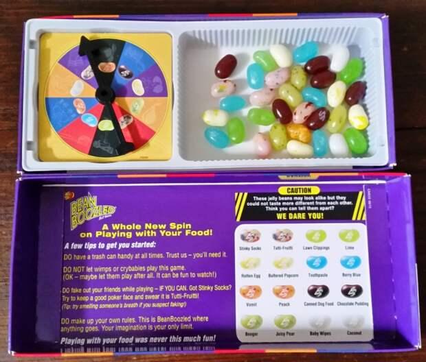 Магазин Jelly Belly (Бин Бузлд) и необычных сладостей