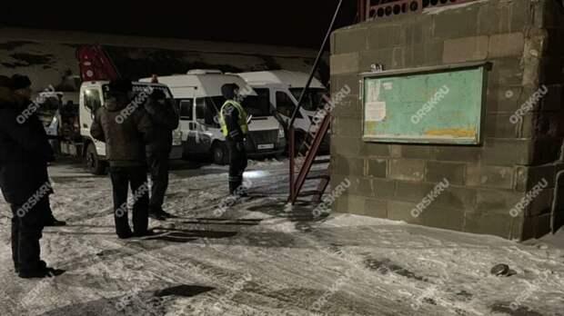 В Орске убили охранника автостоянки на улице Вяземской