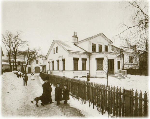 Дореволюционный Санкт-Петербург в фотографиях, ч.13