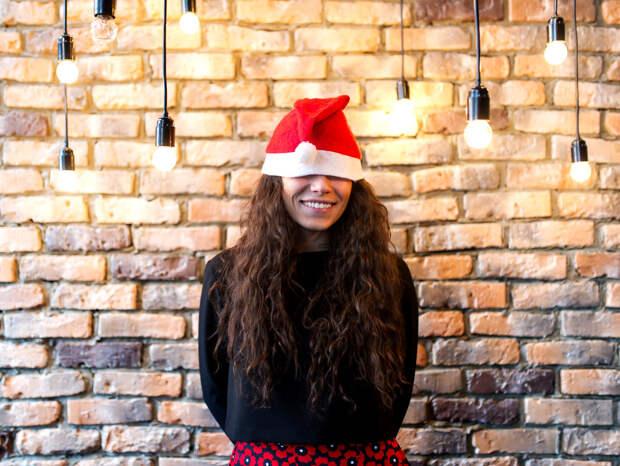 С новым годом! Поздравление от Pics.ru