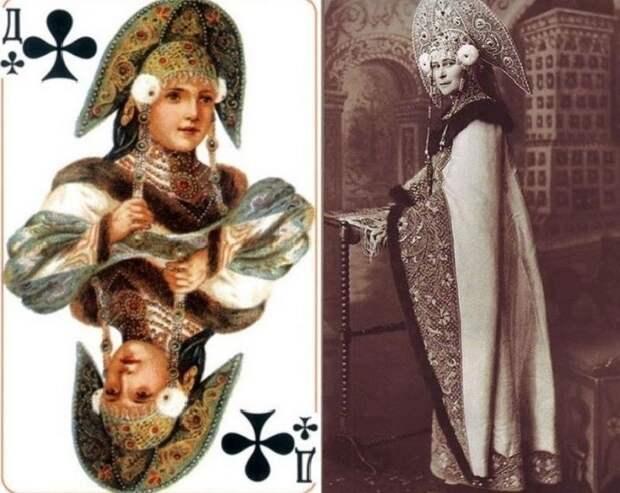 Секрет, зашифрованный в колоде карт