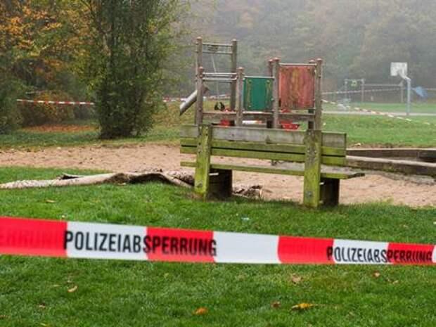 В Германии зафиксирован случай самовозгорания женщины