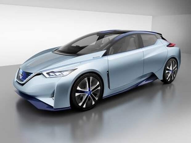 Nissan Leaf станет «дальнобойщиком»
