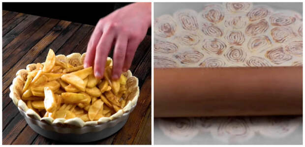 Вкуснее шарлотки: необычная и аппетитная выпечка с яблоками