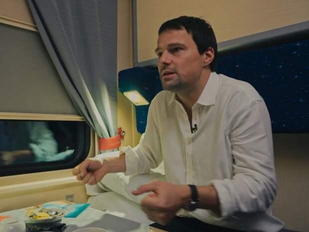 Козловский: Я не буду голосовать за Путина и восхищаюсь тем, что делает Навальный