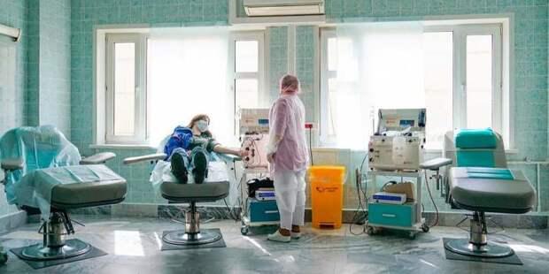 Выздоровевшие после коронавируса могут помочь другим больным, став донорами