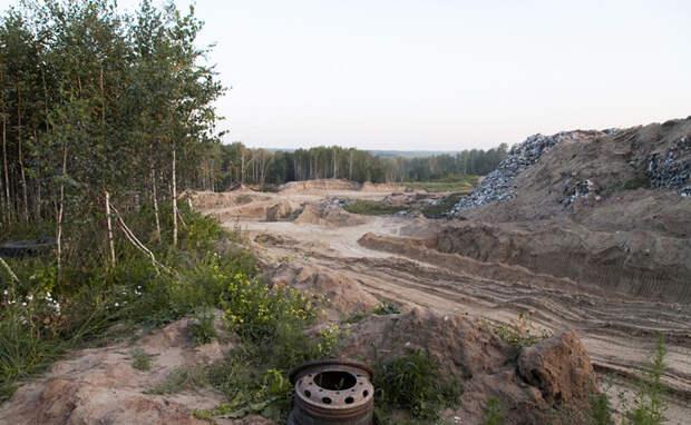 О выборе места под мусорный полигон рассказал замгубернатора Сергей Семка