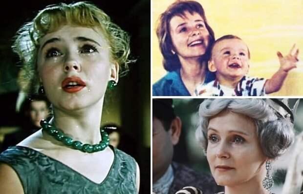 Как сложилась судьба первой жены Олега Табакова: «Счастье вопреки» актрисы Людмилы Крыловой
