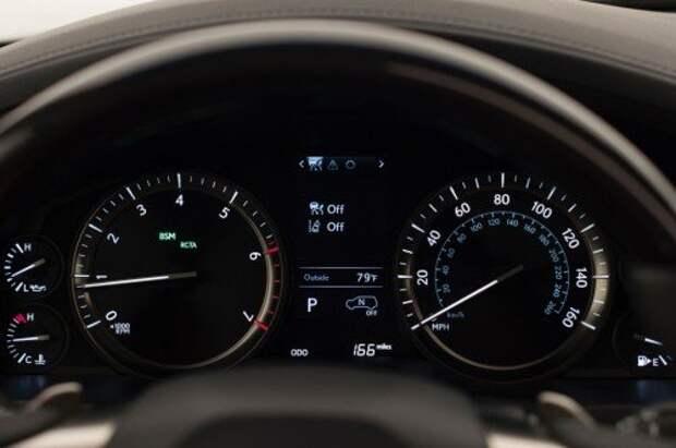 Обновленный Lexus LX 570 представлен официально