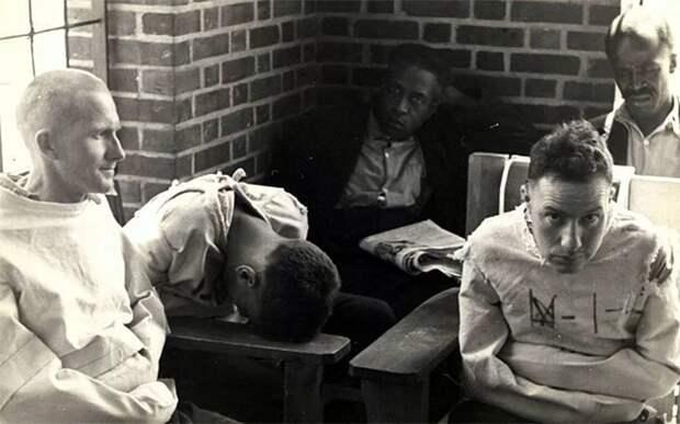 """В 1969 году психолог Дэвид Розенхан решил провести эксперимент и назвал его """"Being Sane in Insane Places"""" (""""Психические здоровые на месте сумасшедших"""") интересно, познавательно, психиатрическая больница, психиатрия, психология, факты, эксперимент, эксперимент розенхана"""