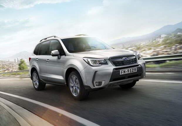 Стартовали продажи обновленного Subaru Forester