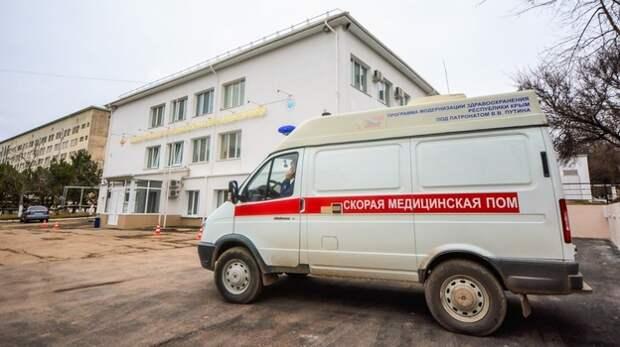 В Судаке и Саках построят новые станции «Скорой помощи»