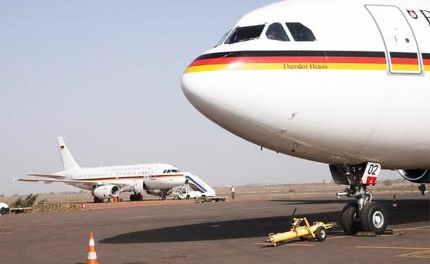 Мировой позор Германии: Airbus кабмина Меркель – это самолеты в один конец