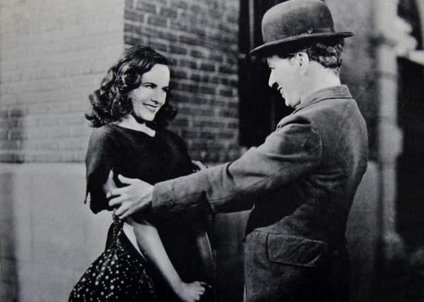 История любви и разочарования великого Чарли Чаплина и Полетт Годдар, яркой актрисы и будущей жены Ремарка