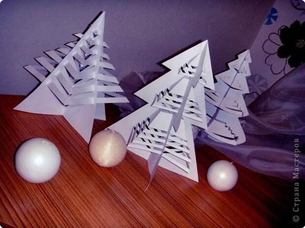 Новогодние елочки-самоделочки