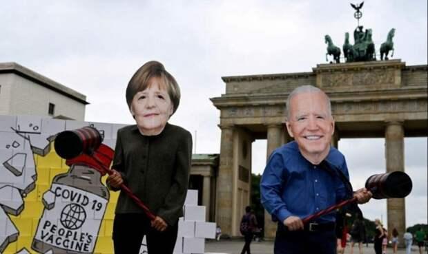 Европейцы бунтуют против «пандемийных» ограничений свобод граждан