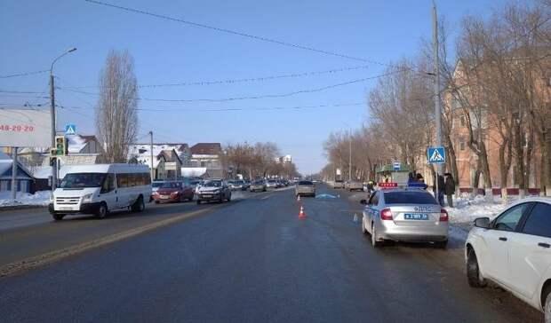 В Оренбурге 54-летняя женщина погибла под колёсами ZAZ Chance