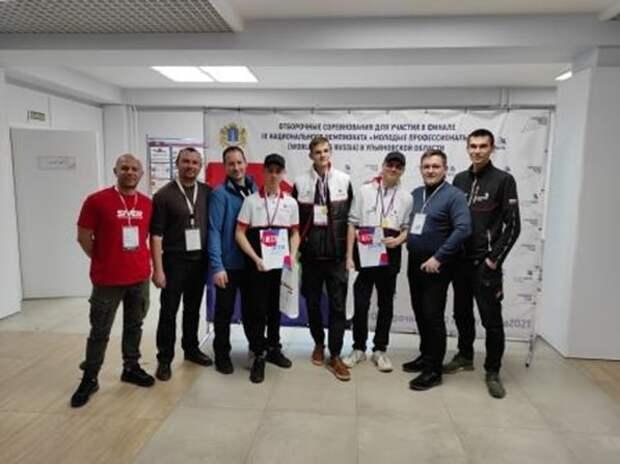 Студент колледжа автотранспорта на Стандартной стал победителем чемпионата «Молодые профессионалы»