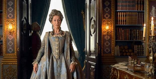 Хелен Миррен играет императрицу в трейлере сериала «Екатерина Великая»