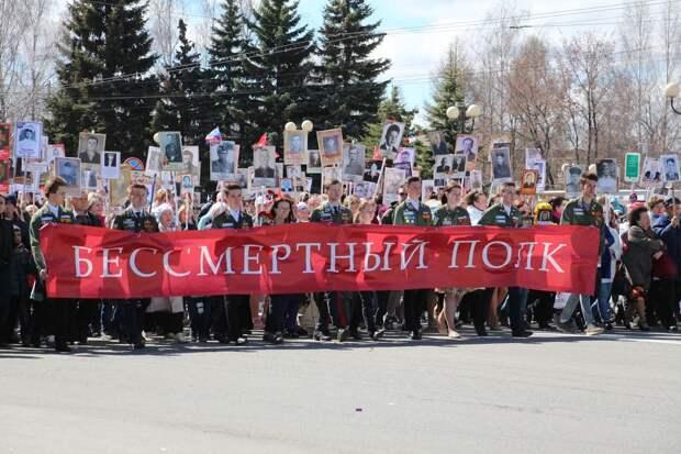 Шествие парада в День Победы продлят до администрации Ижевска