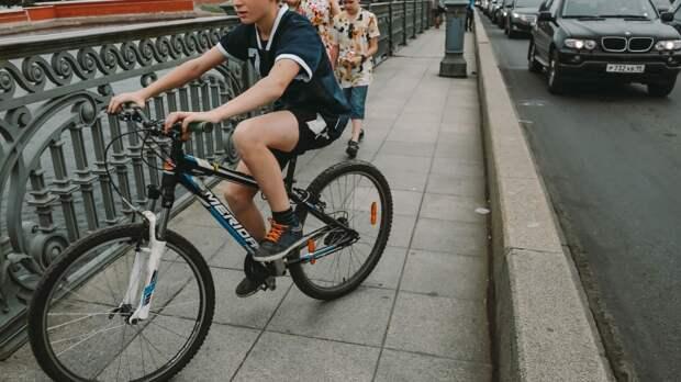 Депутат Госдумы предложил перенести велосипедные дорожки с дорог на тротуары