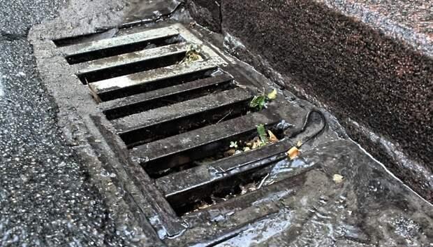 В Подмосковье усилили работу по обеззараживанию канализационных стоков