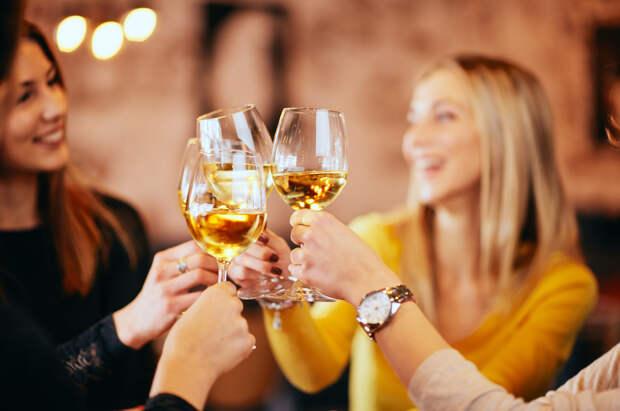 Отличительные особенности белого вина