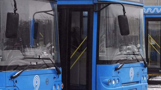 Два автобусных маршрута в Марьине объединят с 24 июля