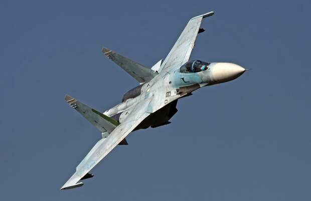 BBC: «Африканцы на русском СУ-27 испугали американских пилотов»