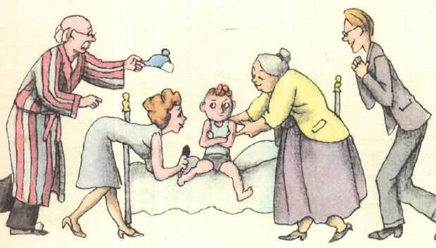 Детская психосоматика. Случаи из практики лечения психолога Геннадия Иванова