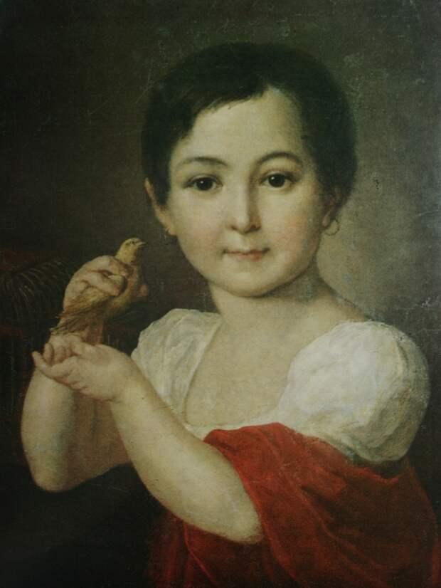 княжна Лидия, внучка Юрия Долгорукова