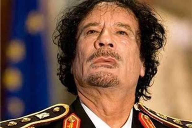 Последняя речь полковника Каддафи