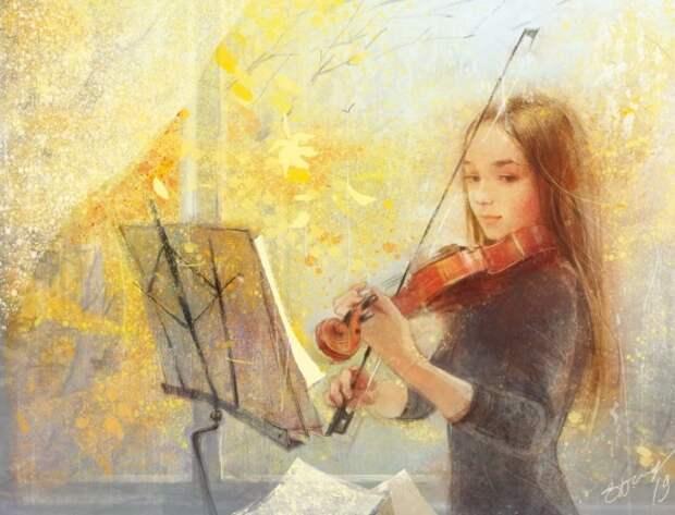 художник Екатерина Бабок иллюстрации – 33