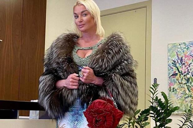 Волочкова рассказала, какспасла жизнь своему отцу