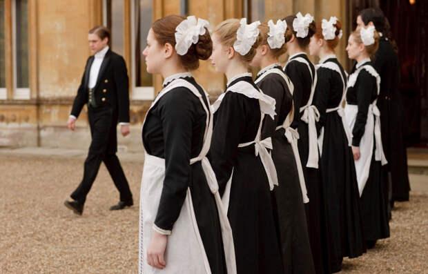 """11 занятий слуг, которые тебе не покажут в """"Аббатстве Даунтон"""""""